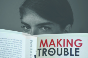 making trouble3